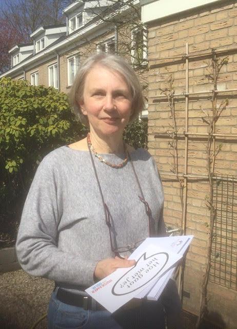 Vrijwilliger in beeld: Postbezorger Birgitta Siebrand